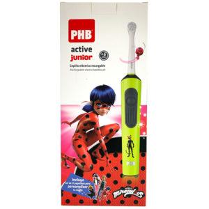 El Cepillo eléctrico PHB Activerecargable