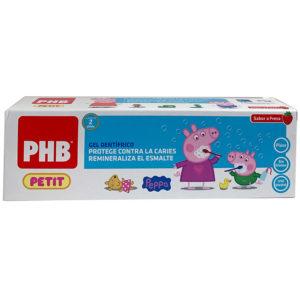 PHB PETIT GEL DENTRÍFICO PEPPA PIG 75ML