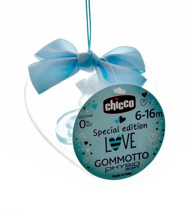 CHUPETE CHICCO PHYSIO SOFT SILICONA 6-16M