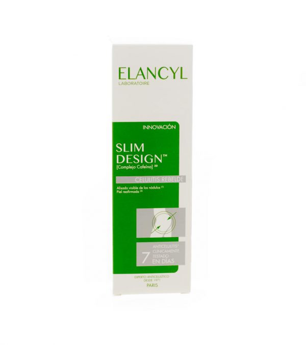 ELANCYL SLIM DESIGN ANTICELULÍTICO 200ML