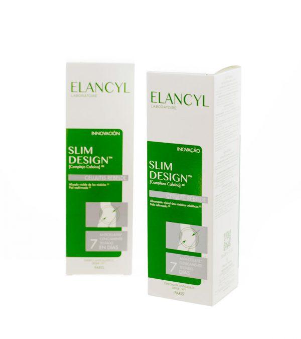 ELANCYL SLIM DESIGN DUPLO 200ML+200ML