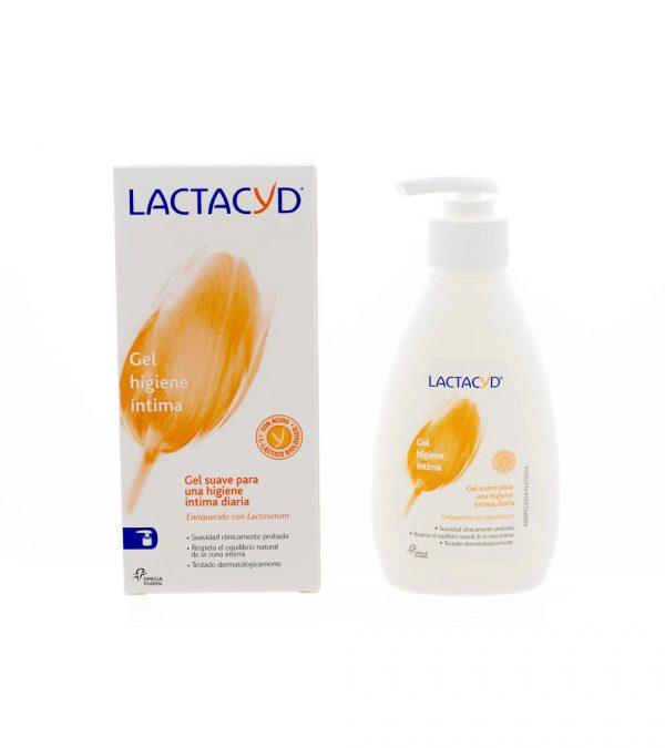 LACTACYD GEL ÍNTIMO 200ML