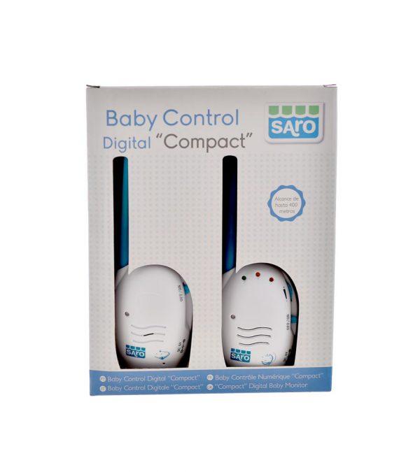 SARO BABY CONTROL DIGITAL COMPACT