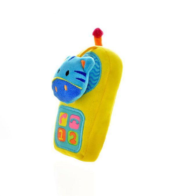 SARO TELÉFONO MÓVIL PELUCHE