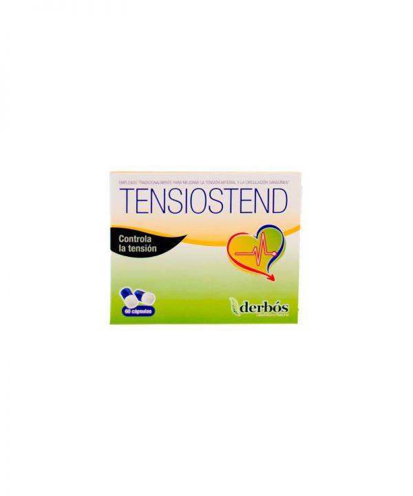 TENSIOSTEND DERBÓS 60 CÁPSULAS