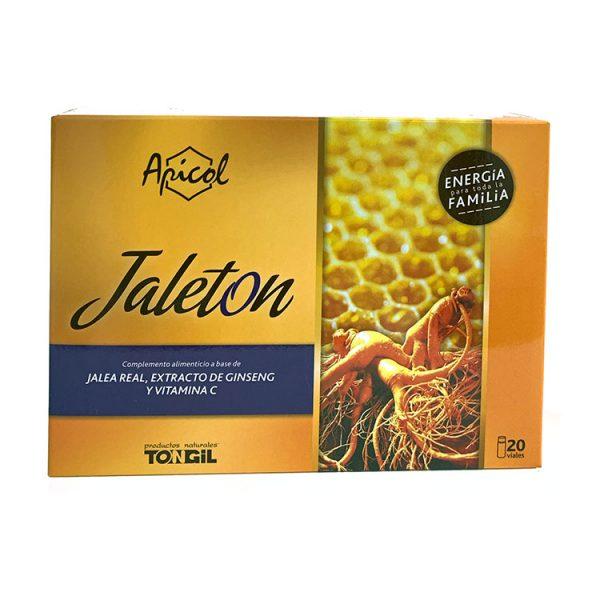 APICOL JALETÓN TONGIL 20 VIALES