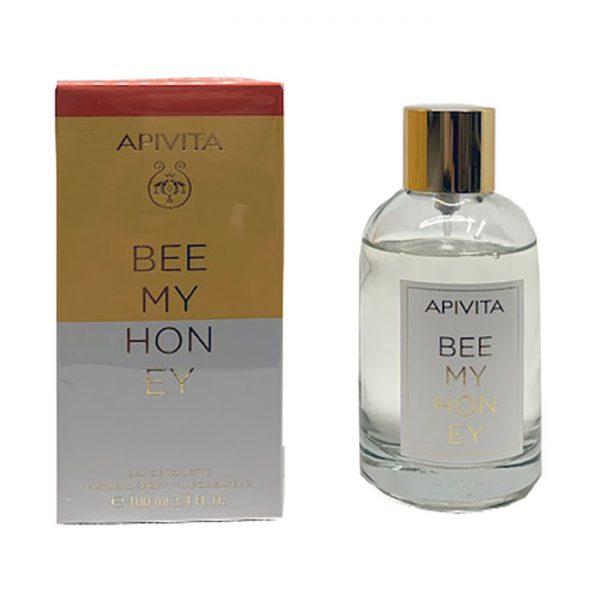 APIVITA BEE MY HONEY AGUA DE COLONIA 100ML