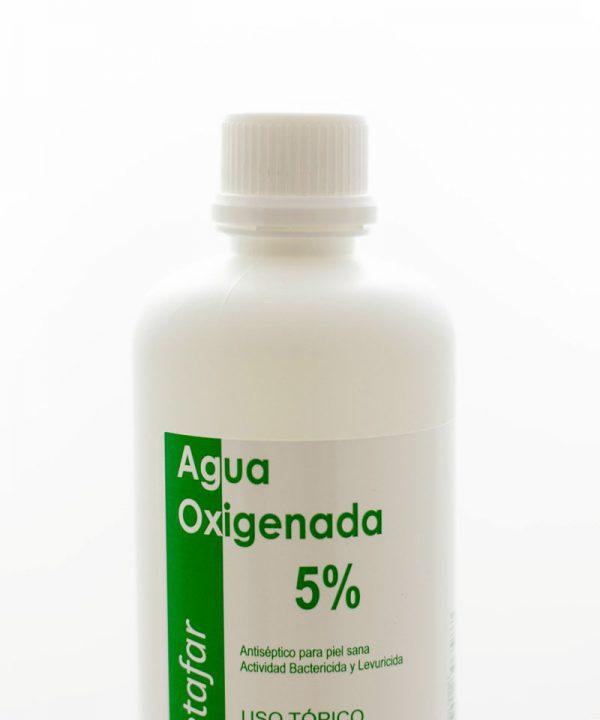 AGUA OXIGENADA JVF 250ML