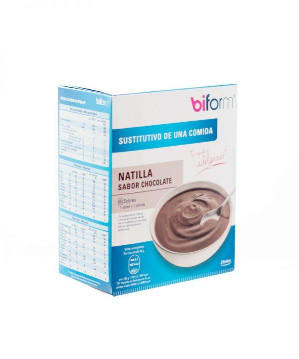 BIFORM NATILLAS CHOCOLATE 6 SOBRES