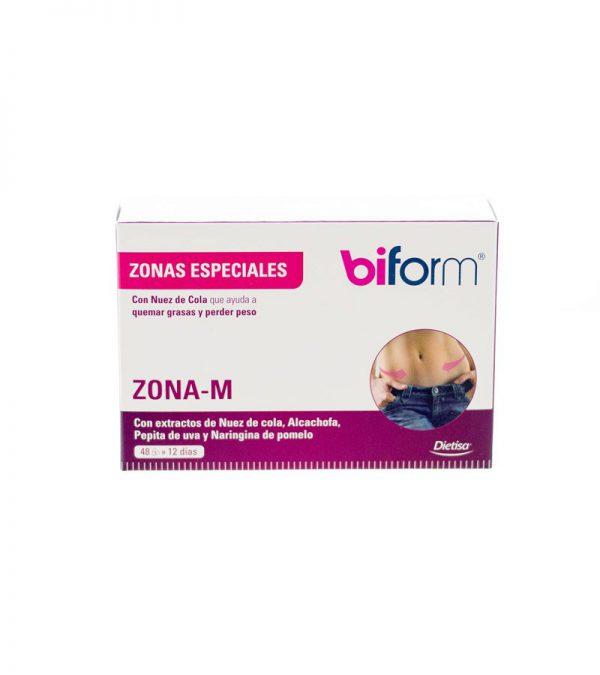 BIFORM ZONA M 48 CÁPSULAS