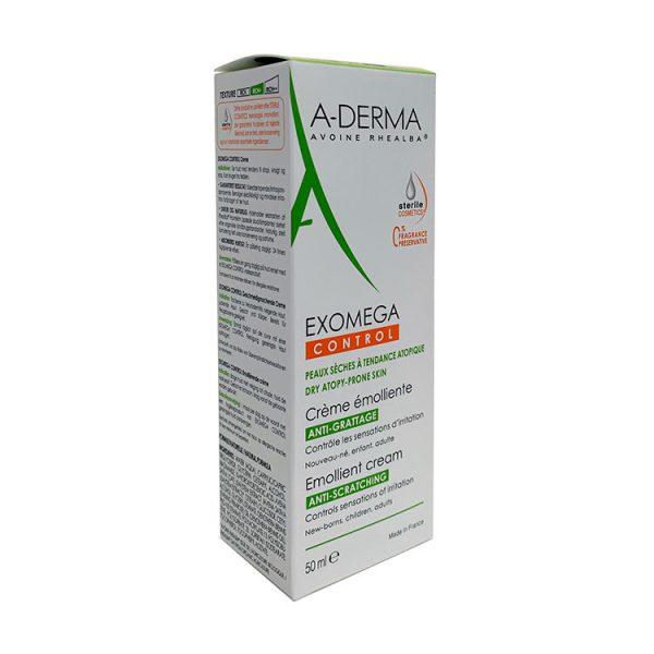 ADERMA EXOMEGA CONTROL CREMA EMOLIENTE 50ML