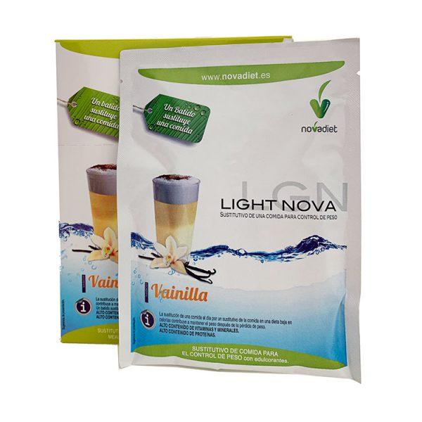 LIGHT NOVA BATIDO VAINILLA NOVADIET 1 SOBRE
