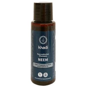 El Champú Ayurveda de Neem Bio de Khadi es un champúAnticaspa de formulación ayurveda para un cuero cabelludo limpio. Reduce la descamación