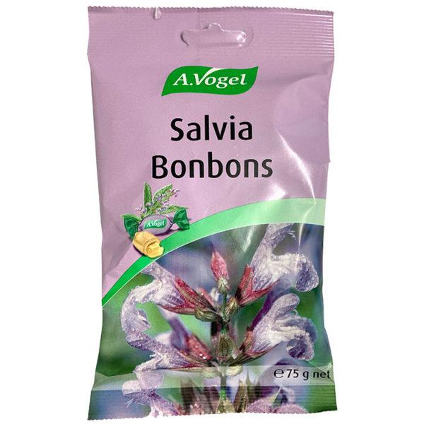 SALVIA BONBONS A. VOGEL 75G