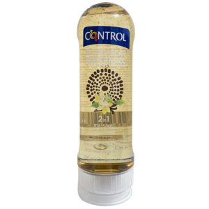CONTROL GEL MASAJE MADAGASCAR SWEETNESS 200ML
