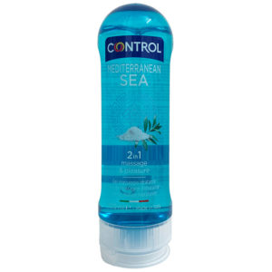 CONTROL GEL MASAJE MEDITERRANEAN SEA 200ML