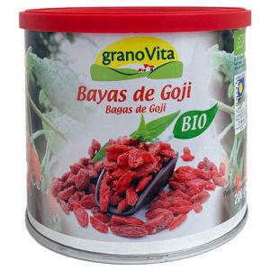 BAYAS DE GOJI BIO GRANOVITA 200G