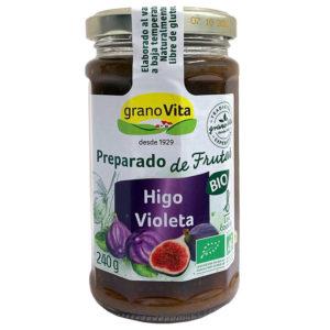 GRANOVITA MERMELADA DE HIGO VIOLETA BIO 240G