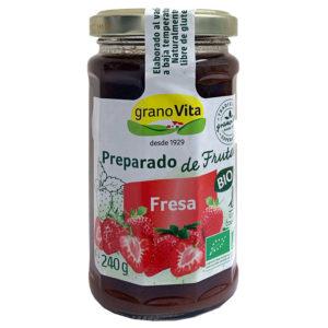 GRANOVITA MERMELADA DE FRESA BIO GRANOVITA 240G