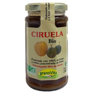 GRANOVITA MERMELADA DE CIRUELA BIO 240G