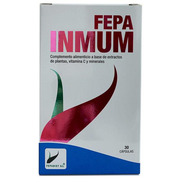 Fepa Inmun de Fepadieta base de extractos de plantas