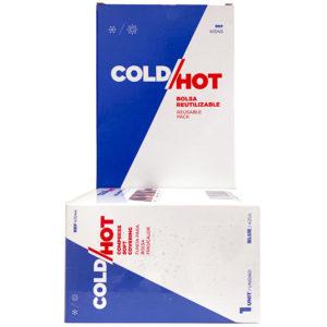 Bolsa de Gel Frío/Calor reutilizable con funda y cinta ajustable