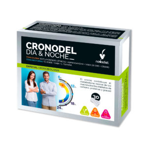 Cronodel. Controlar tu ritmo interno para controlar tu peso