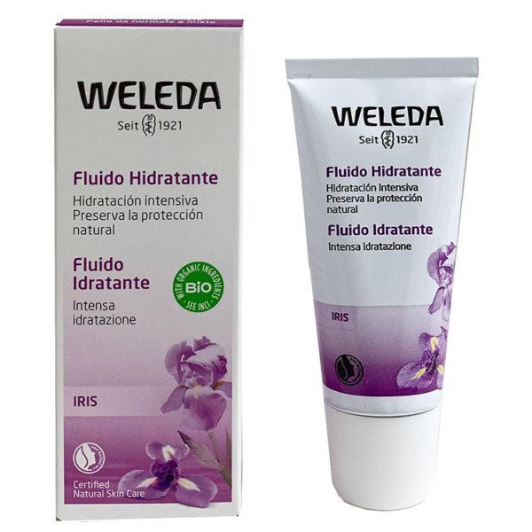 WELEDA FLUÍDO HIDRATANTE IRIS 30 ML