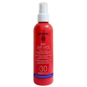 APIVITA BEE SUN SAFE SPRAY SOLAR SPF30 200ML