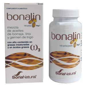 BONALIN SORIA NATURAL 100 PERLAS