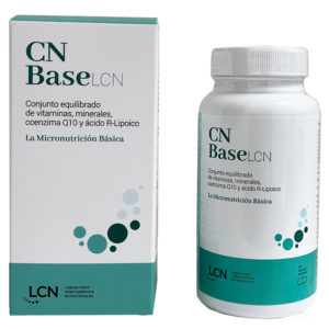 CN BASE LCN 120 CÁPSULAS